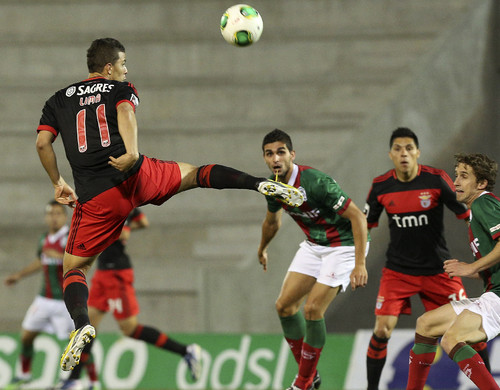 27ªJ: Marítimo-Benfica