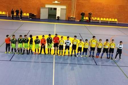 Pampilhosense - Miro 8ªJ futsal infantis 01-12-18