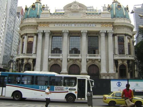 Centro Histórico - Cinelândia Theatro Municipal