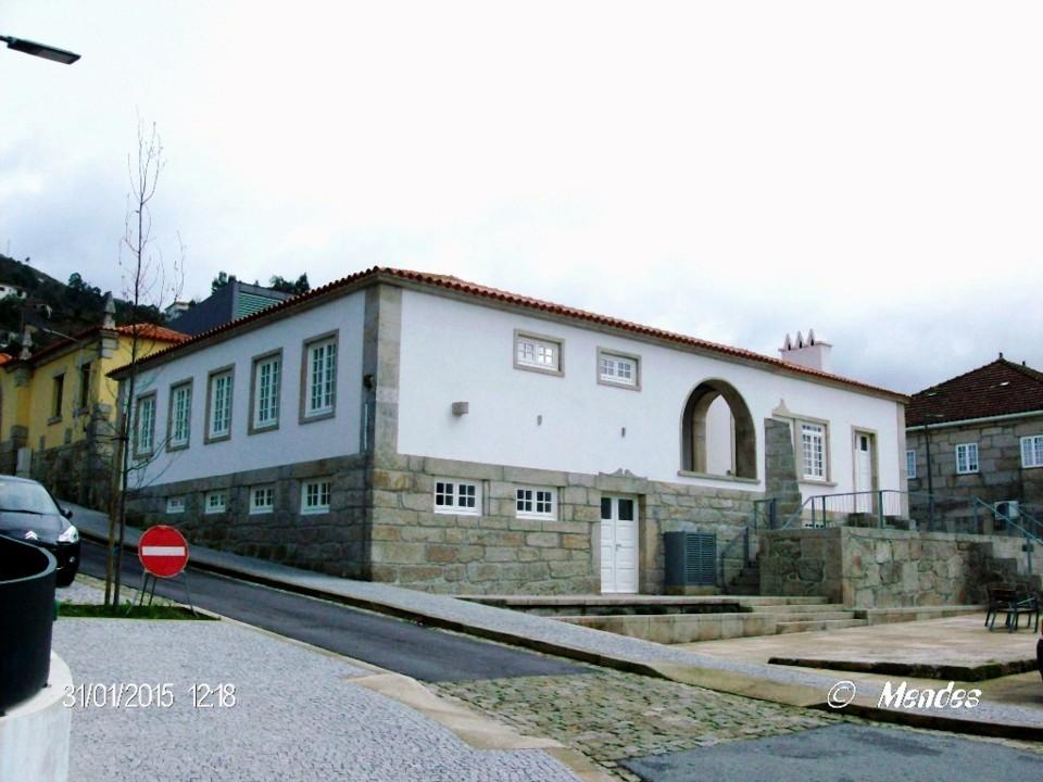 Vila de Cerva - Museu do Volfrâmio.JPG