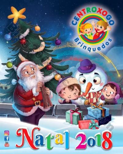 Antevisão Catálogo Brinquedos Natal CENTROXOGO P