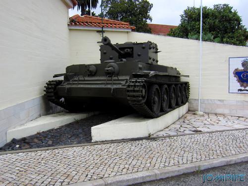 Lisboa - Regimento de Lanceiros nº 2 - Exército (2) Tanque [en] Lisbon - Lancers Regiment No. 2 - Army Tank