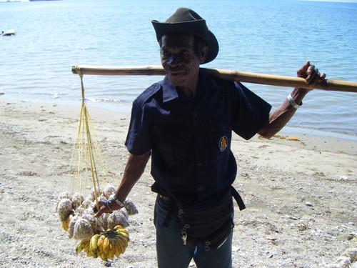 Katupa, o vendedor de fruta