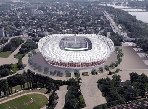 Stadionul Național Bucharest, Romania