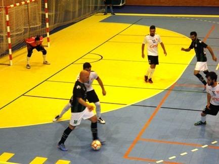 Pampilhosense - Lavos 23ªJ DH Futsal 09-03-19 4.J