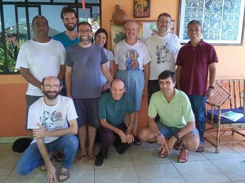 Família Comboniana Piquiá e comunidade MCCJ de Balsas/MA