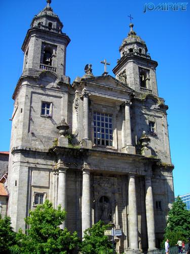 Santiago de Compostela (13) Mosteiro