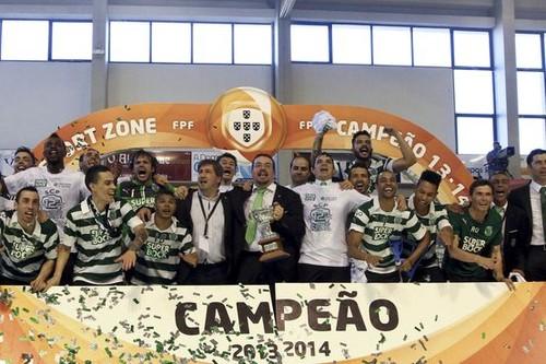 Sporting Bicampeão Nacional - Camarote Leonino 00412699243e3