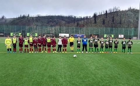 Pampilhosense - União FC 8ªJ Infantis 30-11-19 1