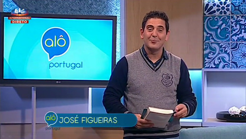 Jose Figueiras no Alô Portugal