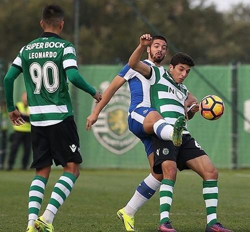 Sporting B 1 - FC Porto 2