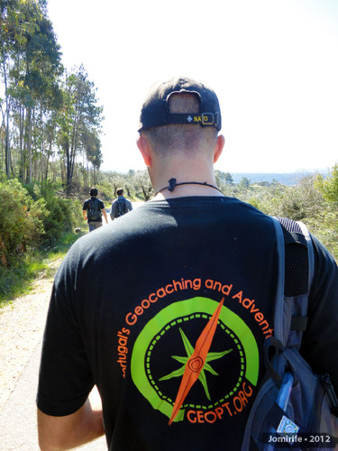 Geocaching FigFoz Team: Tshirt GeoPT