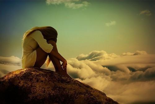 Nietzsche para estressados - Se ficar olhando muit