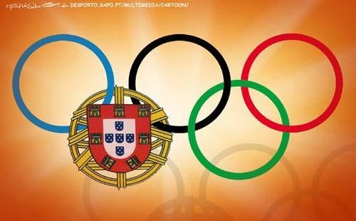 Imagens do Facebook, Portugal nos Jogos Olímpicos