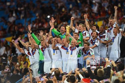 Alemanha é campeão mundial