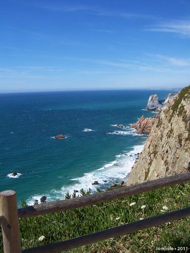Sintra: Cabo da Roca - Vista para o mar