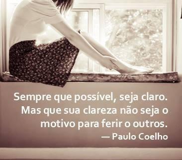 Claro, Paulo Coelho