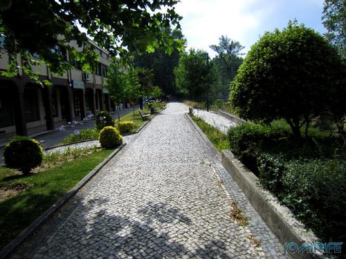 Jardim do Polis Leiria (Centro) - Jardins [en] Polis Garden of Leiria, Portugal
