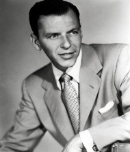 Frank Sinatra em O canto do Nelson