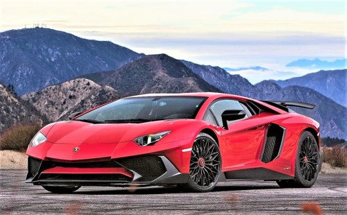 2015-Lamborghini-Aventador-LP750-4-SV-front-three-