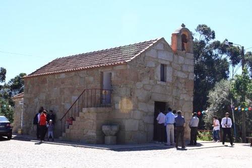 Capela de S. Miguel de Passinhos