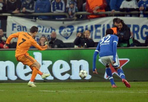 LC:Schalke-Real 2014