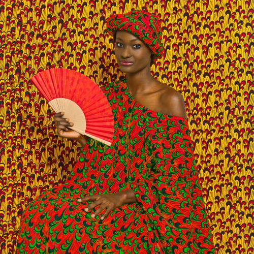 Omar Victor Diop - Aminata, 2013 - Courtesy galeri