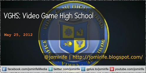Blog Post: VGHS Video Game High School (webseries)