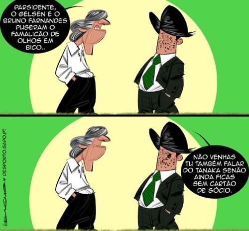 Cartoon do dia