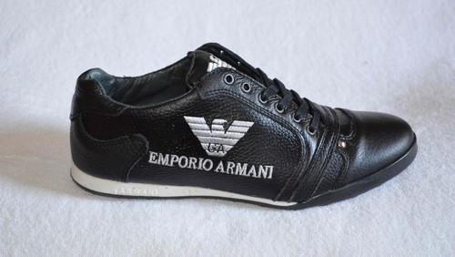 1b3824507fa Sapato sapatilha Emporio Armani - Pé Cool