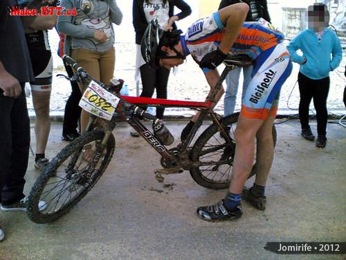 XCO MaiorBTTca - Tirar terra da bike (n.082)
