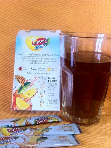 Lipton Tea & Honey