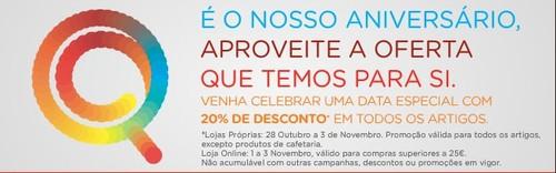 20% desconto | DELTAQ | até 3 novembro