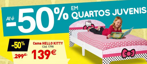 promo es conforama descontos at 50 oportunidades e. Black Bedroom Furniture Sets. Home Design Ideas