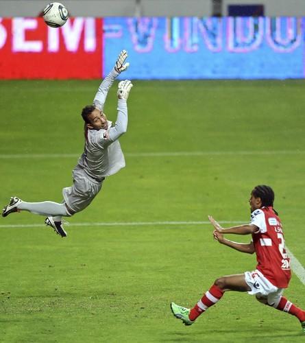 2ª J: Braga-Marítimo 11/12