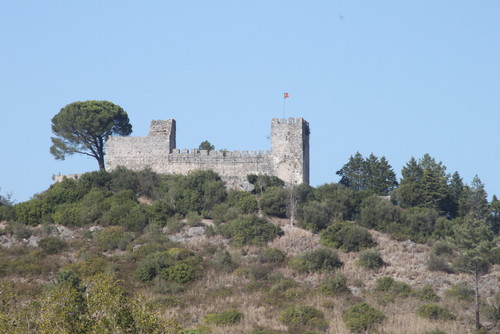 Ruínas do Castelo de Alcanede