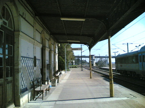 Estação de comboios da Amieira