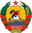 emblema de moçambique