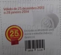 Acumulação a crédito   CONTINENTE  , almofadas, até 26 janeiro