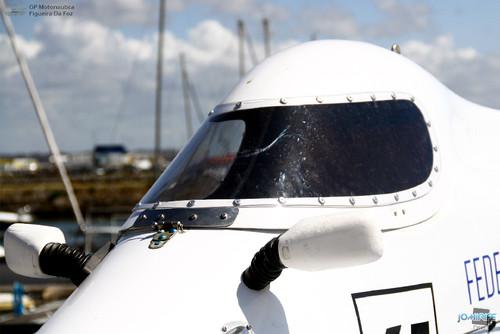 GP Motonautica (07) Exposição - Cockpit de um F4