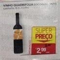 Acumulação Super Preço + 50% Cupão | CONTINENTE | Vinho