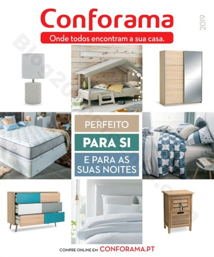 Catalogo CONFORAMA 2019 d1