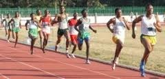 Nacionais de atletismo no Estádio do Zimpeto