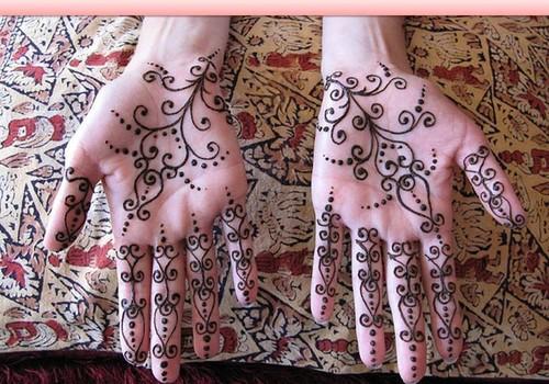 Desenhos Mehndi Significado : Mehndi arte corporal internet para todos