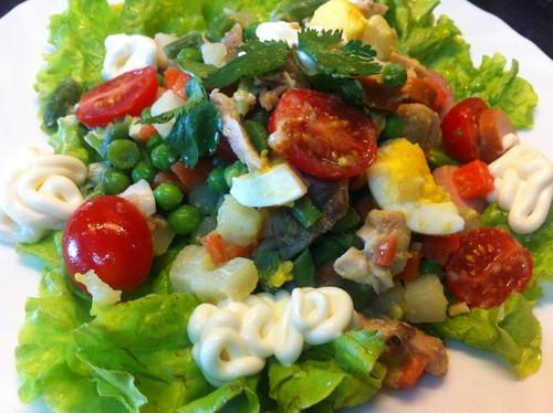 Salada Russa 123