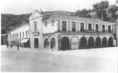 Arcada 1941-Igreja e Hospital do Espírito Santo,