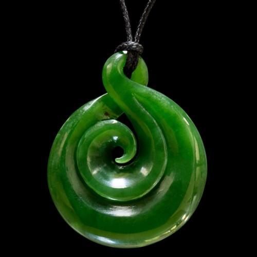 pendulo jade