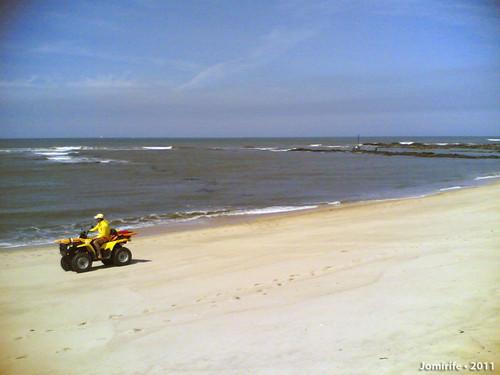 ISN a patrulhar as praias da Figueira da Foz