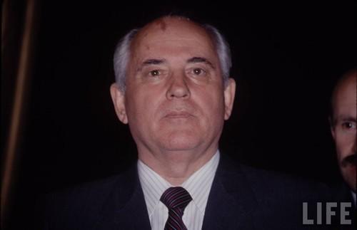 Mikhail Gorbachev1