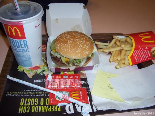 Big Mac no McDonalds #jomirife